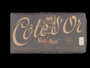 Cote Dor - Noir de Noir -Edelbitter Schokolade