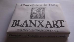 Blanxart Trinkschokolade Cacao Vanille